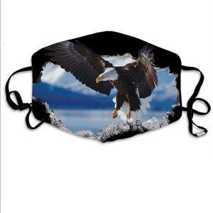 Mask American Eagle Adjustable Ear Loops